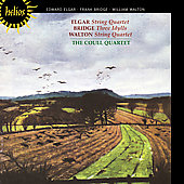 Elgar, Walton: String Quartets;  Bridge / Coull Quartet