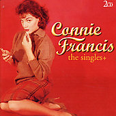 Connie Francis: Singles +