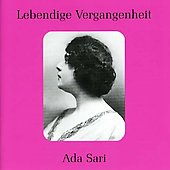 Lebendige Vergangenheit - Ada Sari
