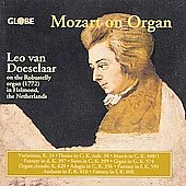 Mozart on Organ / Leo van Doeselaar