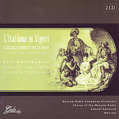 Rossini: L'Italiana in Algeri, etc / Samosud, Stolarov