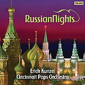 Russian Nights / Erich Kunzel, Cincinnati Pops Orchestra
