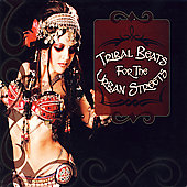 Various Artists: Tribal Beats for the Urban Streets [Digipak]