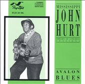 Mississippi John Hurt: Library of Congress Sessions