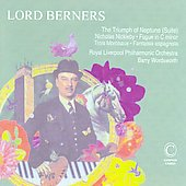 Lord Berners: Orchestral Music / Barry Wordsworth, et al