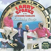 Larry Sparks: Kentucky Banjo