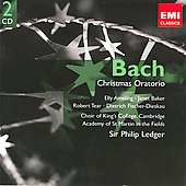Gemini - Bach: Christmas Oratorio / Ledger, Ameling, Baker, et al