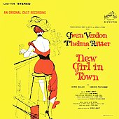 Hal Hastings/Gwen Verdon: New Girl in Town [An Original Cast Recording]
