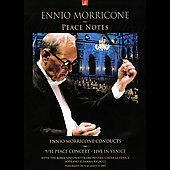 Ennio Morricone (Composer/Conductor): Peace Notes: Live in Venice [1 DVD/2 CD]