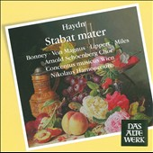 Haydn: Stabat Mater / Harnoncourt