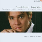 Schubert/Liszt: Fantasy in C major