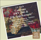 J.S. Bach: Cantatas BWV 206 & 208 