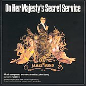 John Barry (Conductor/Composer): On Her Majesty's Secret Service [Bonus Tracks] [Remaster]