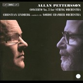 Pettersson: String Concerto No. 3