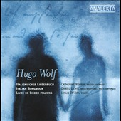Wolf: Italian Songbook / Catherine Robbin