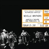 Neville Brothers: Authorized Bootleg: Warfield Theatre, San Francisco, CA [Digipak]