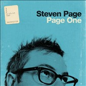 Steven Page: Page One [Digipak]