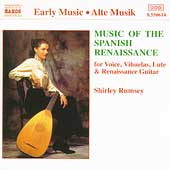 Music of the Spanish Renaissance / Shirley Rumsey