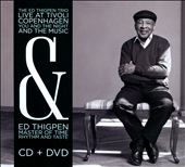 Ed Thigpen/Ed Thigpen Trio: Live At Tivoli, Copenhagen: You And The Night And the Music/Ed Thigpen: Master of Time, Rhythm And Taste [Digipak]