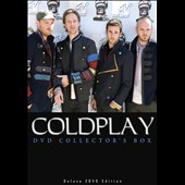 Coldplay: DVD Collectors Box