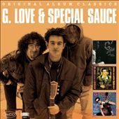 G. Love & Special Sauce: G. Love And Special Sauce/Coast To Coast Motel/Yeah It's That Easy [Box]