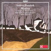 Andrzej Panufnik: Symphonic Works, Vol. 3