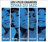 Dinah Washington/Ella Fitzgerald/Holliday/Nina Simone/Sarah Vaughan: Les 5 Plus Grandes Divas Du Jazz [Box]