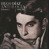 Hugo Diaz: Antologia, Vol. 2 1954-1957