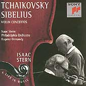 Isaac Stern - A Life in Music - Tchaikovsky, Sibelius