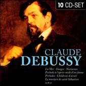 Portrait: Claude Debussy [10 CDs]