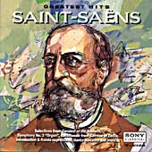 Greatest Hits - Saint-Saëns