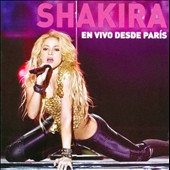Shakira: En Vivo Desde Paris [CD/DVD]