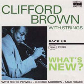 Clifford Brown (Jazz): What's New?