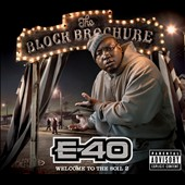 E-40: The Block Brochure: Welcome to the Soil, Pt. 2 [PA] [Digipak]