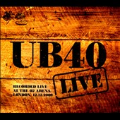 UB40: Live at the London O2 Arena