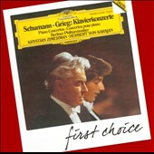 Schumann; Grieg: Piano Concertos / Krystian Zimerman, piano