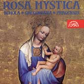 Rosa Mystica / David Eben, Schola Gregoriana Pragensis