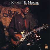 Johnny B. Moore: Live at Blue Chicago