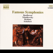 Famous Symphonies - Beethoven, Brahms, Schubert, Tchaikovsky