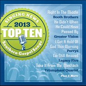 Various Artists: Singing News: Top 10 Southern Gospel Songs of 2013