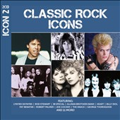 Various Artists: Classic Rock Icons