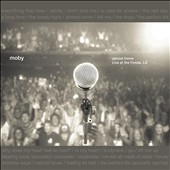 Moby: Almost Home: Live at the Fonda, LA [Digipak]