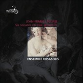 Jean-Marie Leclair: Six Sonates en Trio / Ensemble Rosasolis