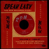 Various Artists: Speak Easy: The RPM Records Story, Vol. 2 [Slipcase]