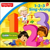 Little People (Children's): 1-2-3 Sing-Along [Digipak]