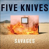 Five Knives: Savages [PA] [Slipcase]