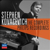 Stephen Kovacevich: The Complete Philips Recordings - works by Beethoven, Dvorák, Brahms, Mozart, Bartók et al. / with Martha Argerich [25 CD Limited Edition Box Set]
