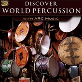 Ojibway/Joji Hirota/Forrester's Cape Breton Scottish Dance Company: Discover World Percussion with ARC Music