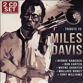 Various Artists: Tribute to Miles Davis