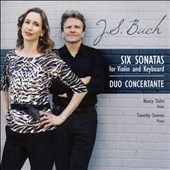 J.S. Bach: Six Sonatas for Violin & Piano / Duo Concertante